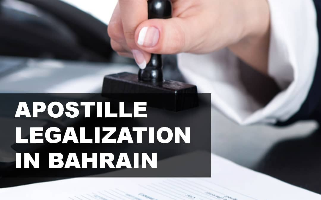 WHAT DOES THE TERM APOSTILLE LEGALIZATION INDICATE?