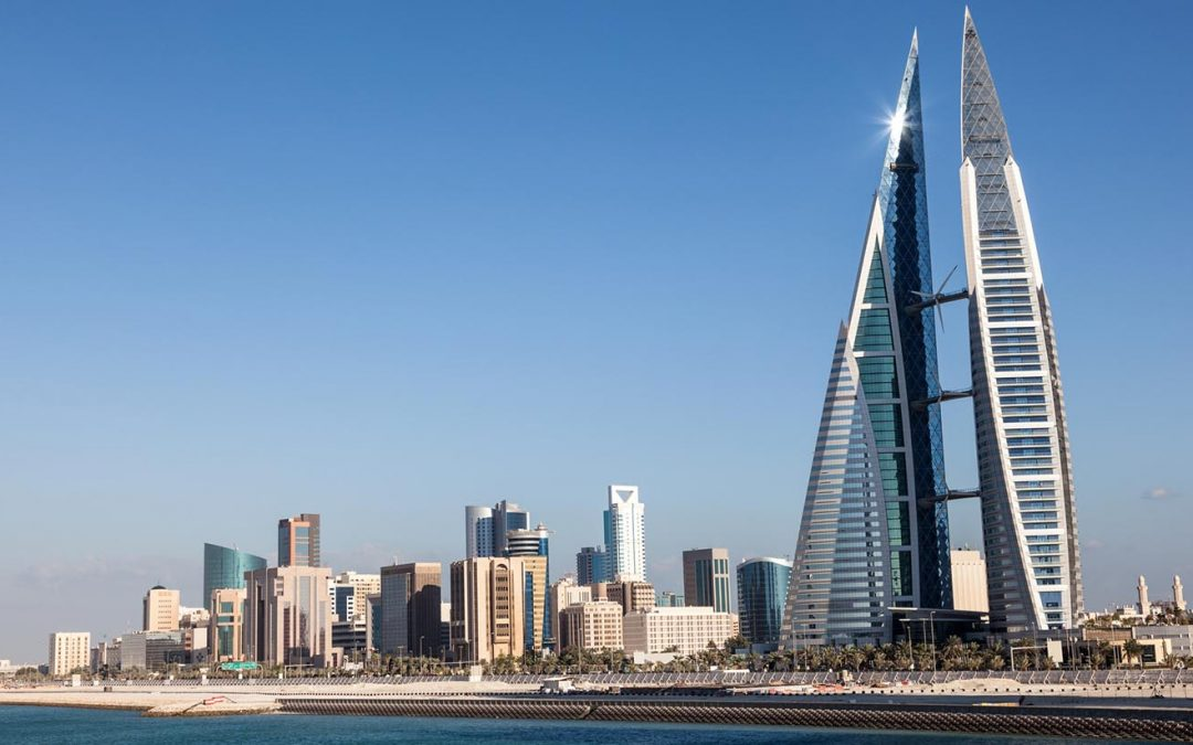 HOW HAS BAHRAIN DEVELOPED ITSELF INTO A GLOBAL POWERHOUSE?